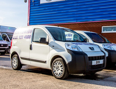Van Hire Liverpool
